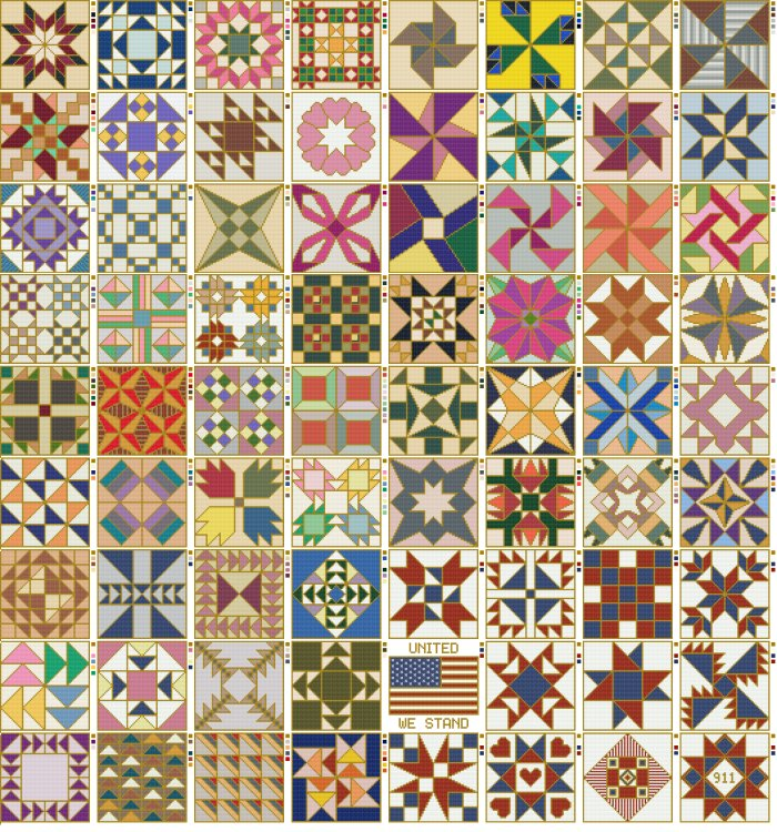 Free Quilt Patterns And Blocks : MACHINE EMBROIDERY QUILT PATTERNS Free Patterns