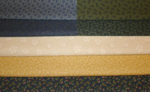 Quilted Kits - Quilt Fabric Kits