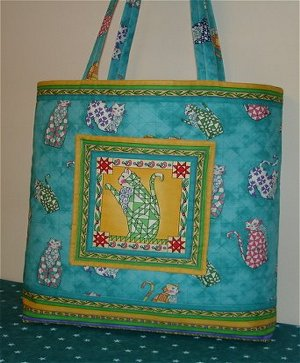 Hand Bags & Purses - free patchwork patterns - Quilting